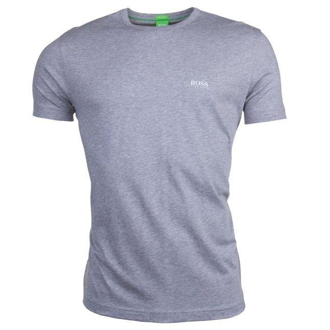Mens Light Grey S/s Tee Shirt