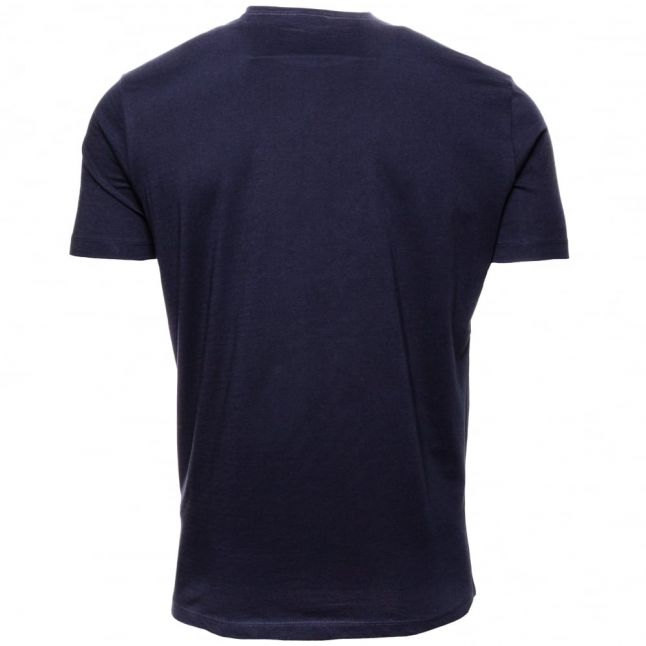 Mens Navy T-Joe-Gf S/s Tee Shirt