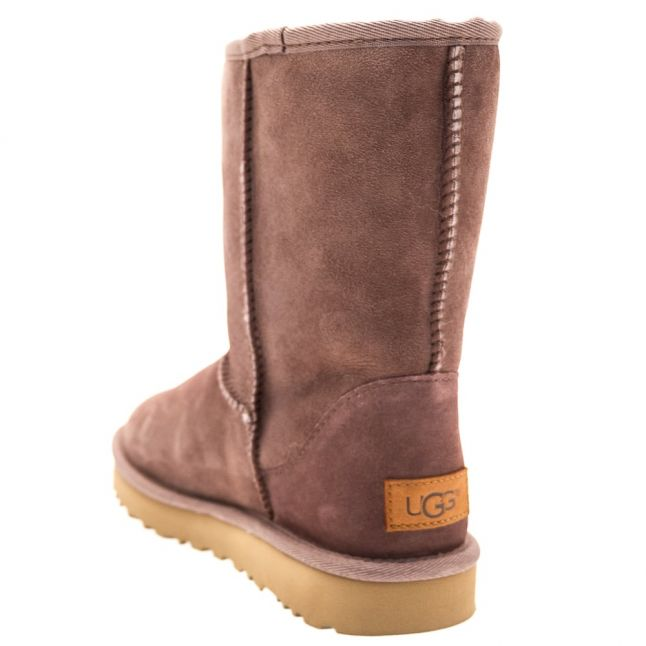 Womens Stormy Grey Classic Short II Boots