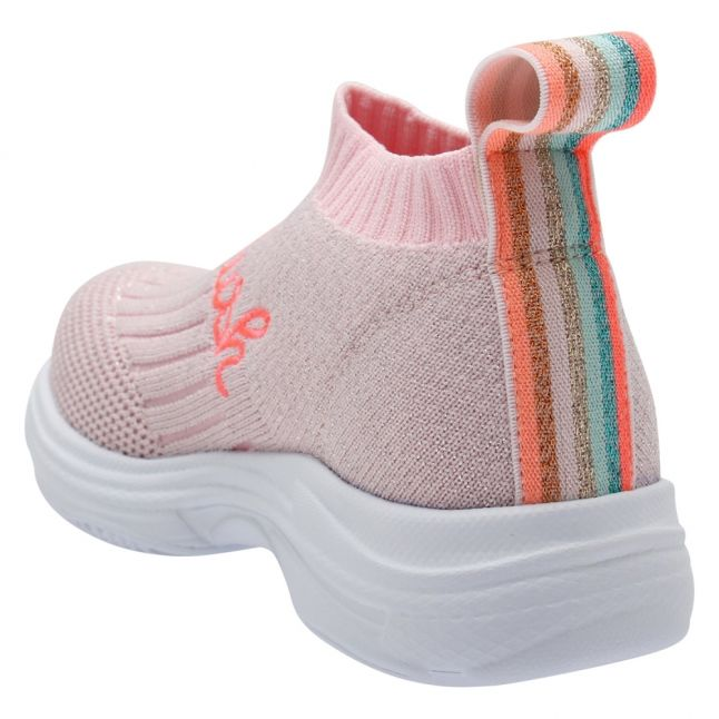 Girls Rose Knitted Sock Trainers (27-37)