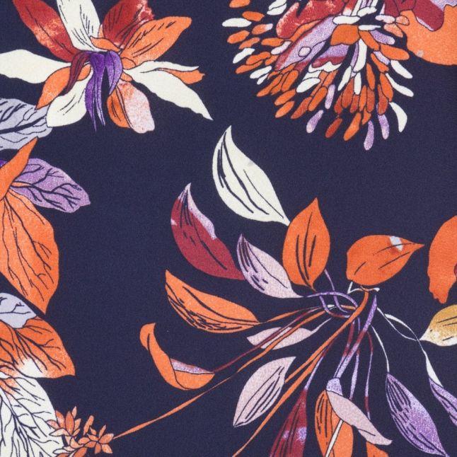 Womens Night Sky Yaslilja Floral Top