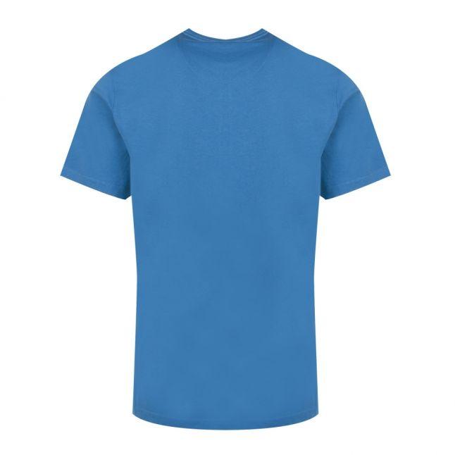 Mens Aqua Mono S/s T Shirt