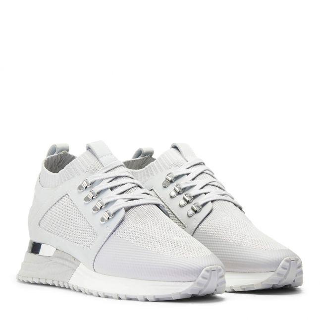 Mens Grey Hiker 2.0 Sock Trainers