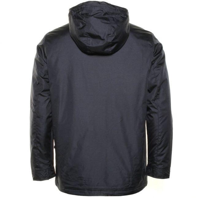 Mens True Navy Rydal Hooded Zip Jacket