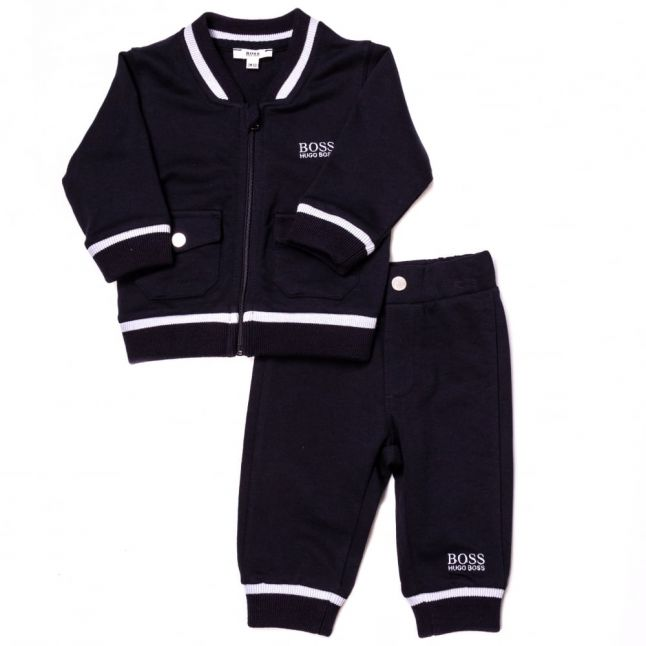 Baby Navy Tracksuit