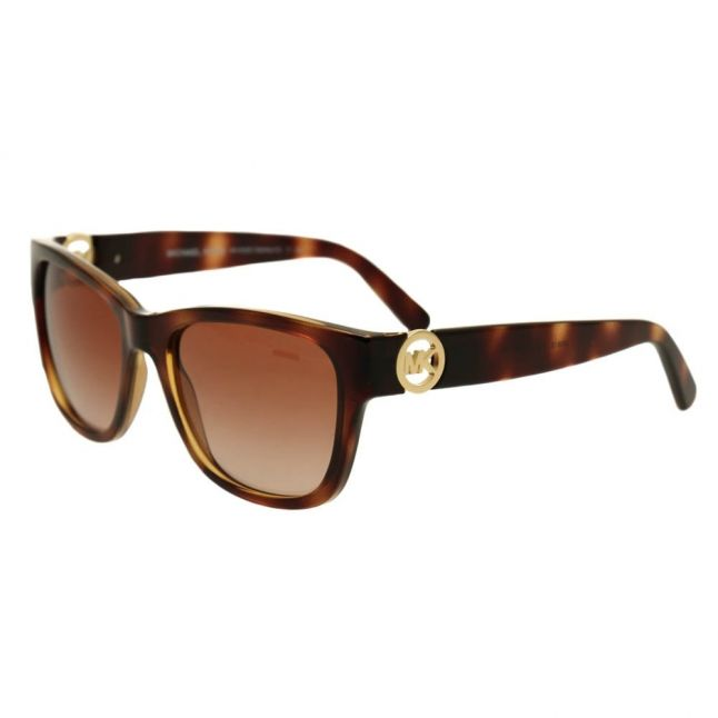 Womens Dark Tortoise Tabitha IV Sunglasses