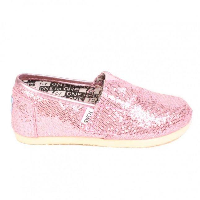 Tiny Pink Glitter Classic (1-10)