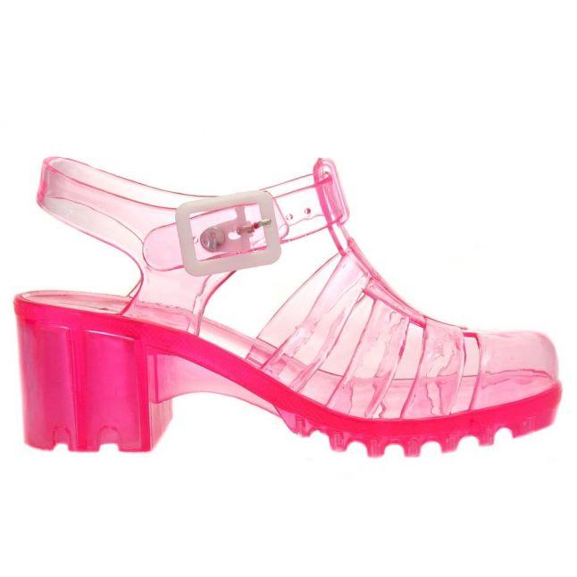 Girls Pink Ice Cream Jelly Sandals (28-39)