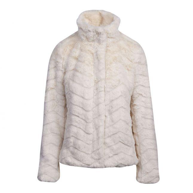 Womens Birch Vialiba Faux Fur Jacket