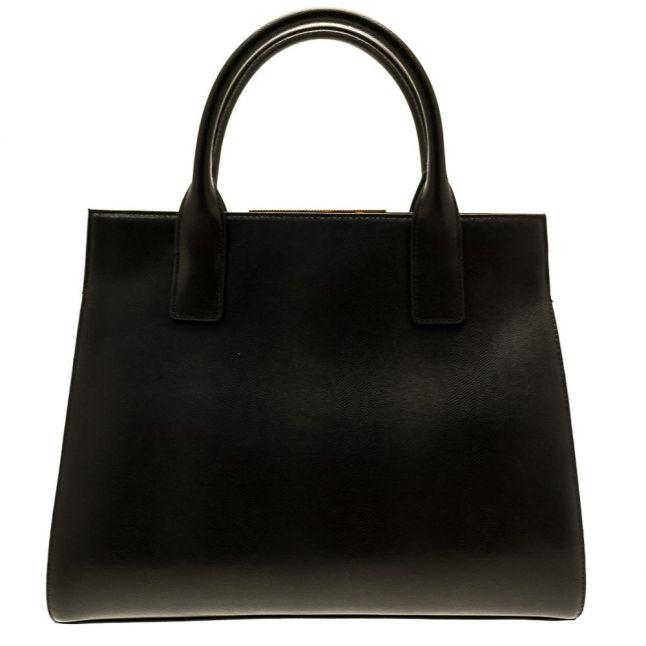 Womens Black Cecilia Colourblock Tote Bag