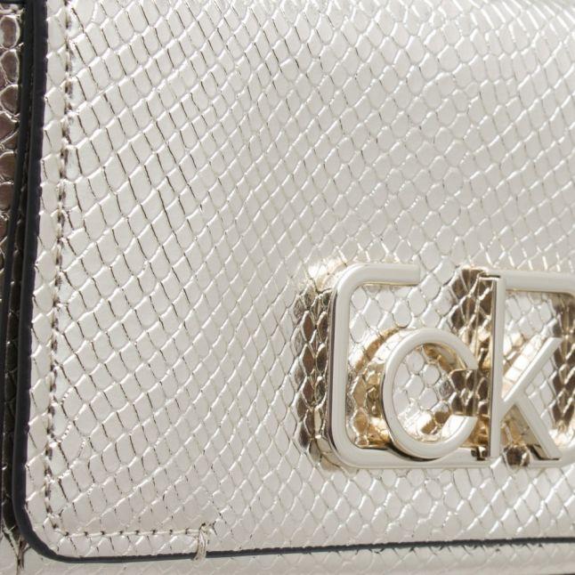 Womens Champagne Cast Small Crossbody Bag