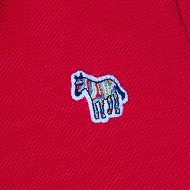 Boys Fire Red Luciano Polo