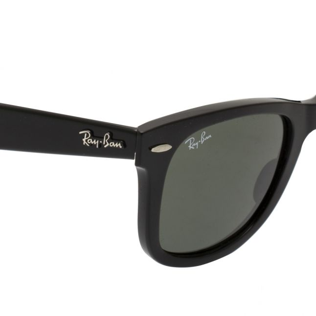 Mens Black RB4340 Wayfarer Ease Sunglasses