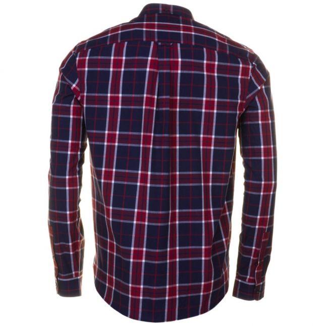 Mens Ruby Check L/s Shirt