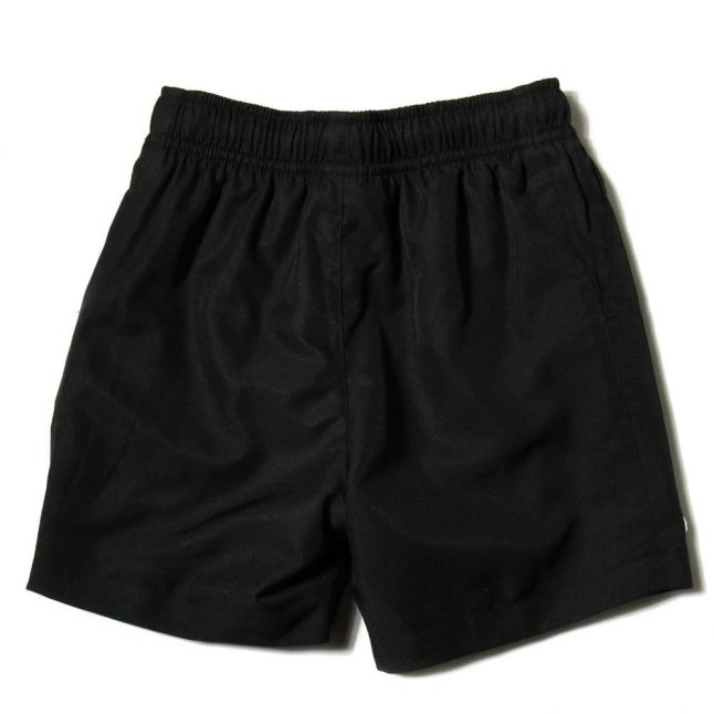 Boys Black Sport Shorts