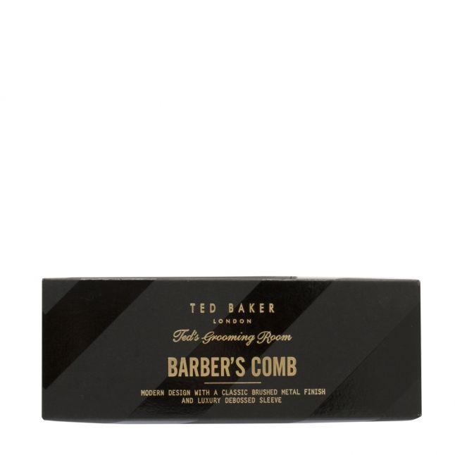 Mens Brown Barbers Comb