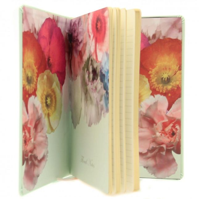 Pale Green Medium Notebook