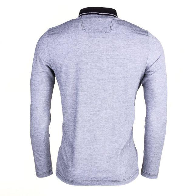 Mens Black C- Prato 1 L/s Polo Shirt
