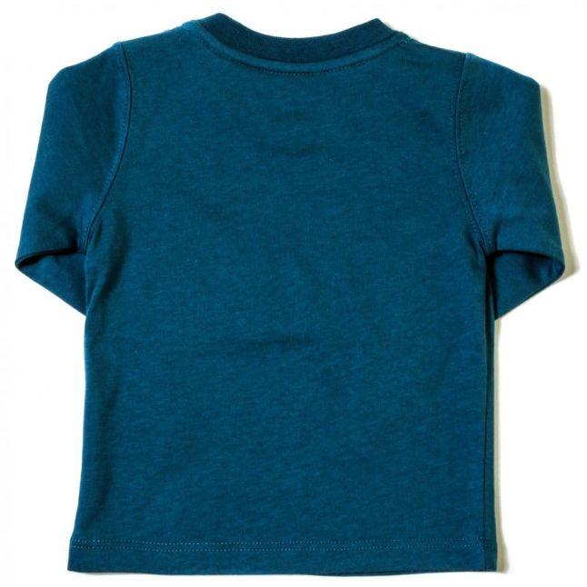 Baby Blue Tree L/s Tee Shirt