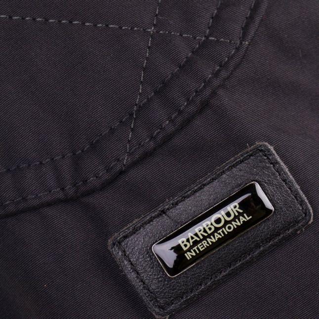 Mens Navy Lockseam Casual Jacket