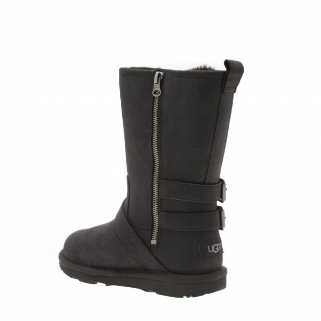 Kids Black Kaila Boots (9-3)