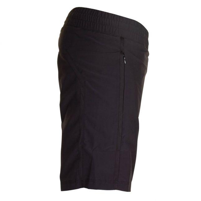 Mens Black Duro Track Shorts