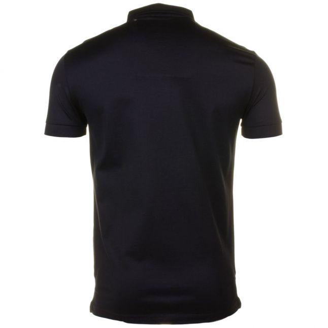 Mens Black Badge Black Label S/s Polo Shirt