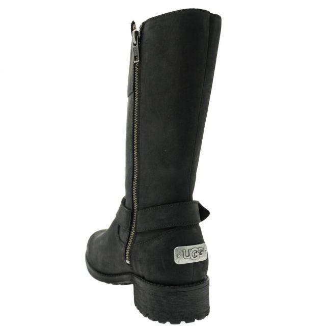 Womens Black Tisdale Boots