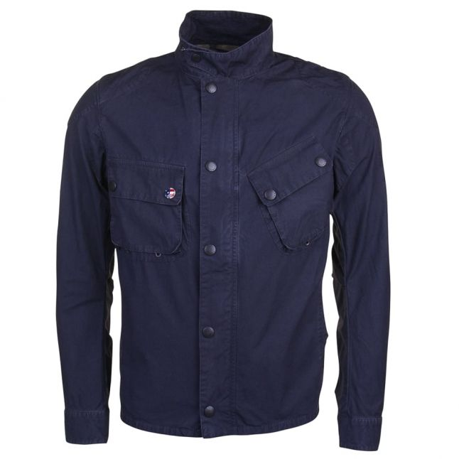 Steve McQueen™ Collection Mens Navy Washed 9665 Jacket