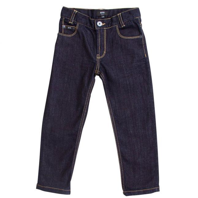 Boss Boys Rinse Wash Denim Jeans