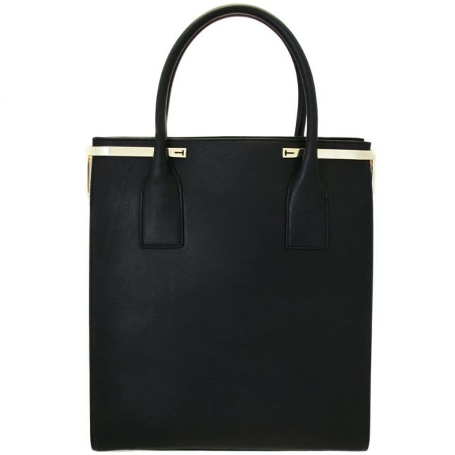 Womens Black Hellani Shopper Bag