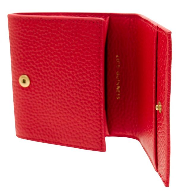 Womens Red Hettie Cardholder