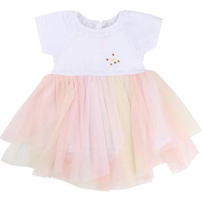 Baby White Tutu Dress