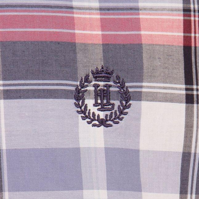 Mens Frost Quinton Regular Fit S/s Shirt