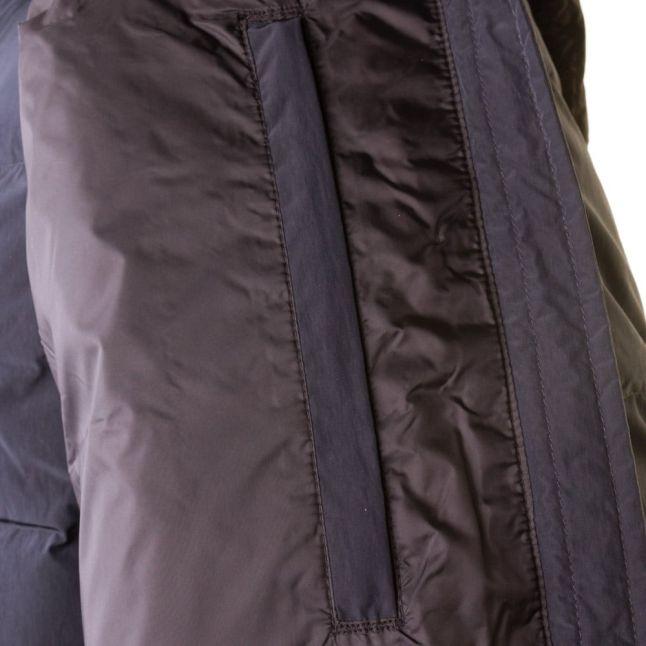 Mens Navy Mountain Double Purpose Jacket