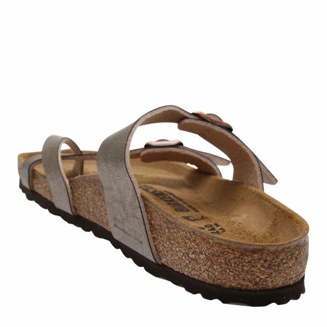 Womens Graceful Taupe Mayari Birko-Flor Sandals
