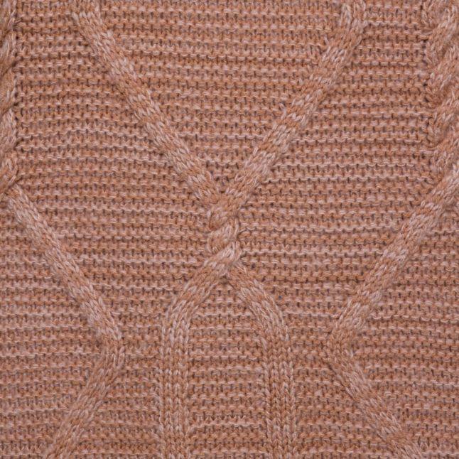 Womens Tobacco Brown Yasfenya Knitted Jumper