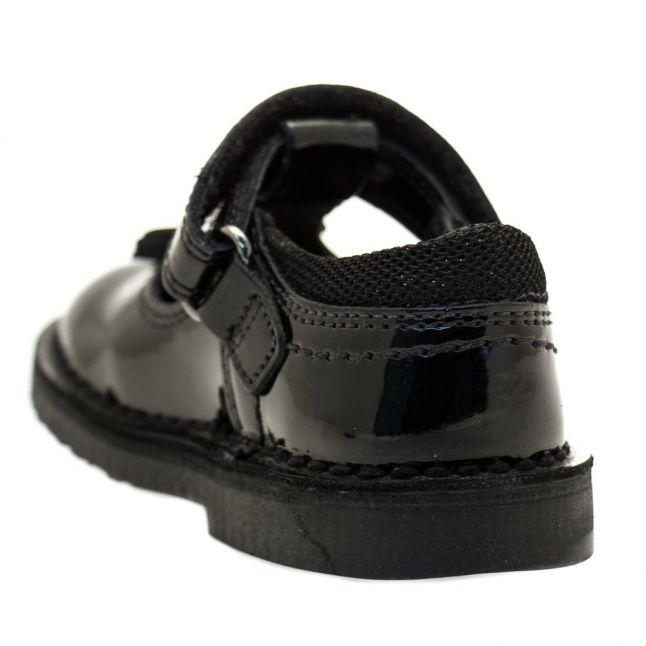 Infant Black Patent Leather Adlar T-Bar (5-12)