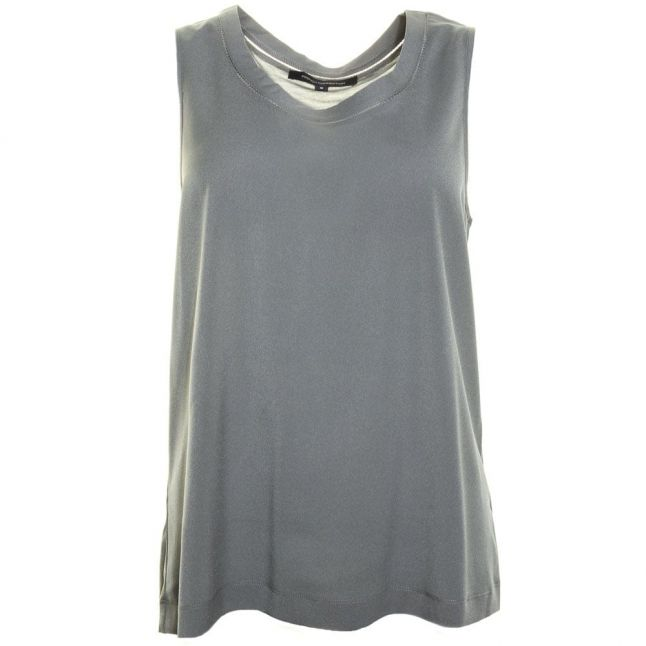 Womens Tribal Green Polly Plains Classic Vest