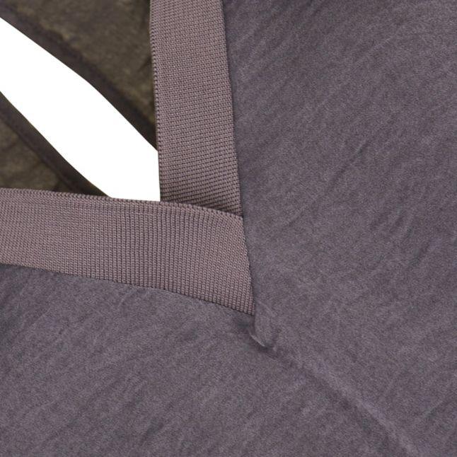 Womens Granite Grey Virustic Sleeveless Vest Top