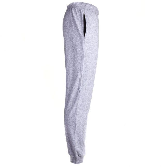 Mens Grey Cuffed Loungewear Sweat Pants