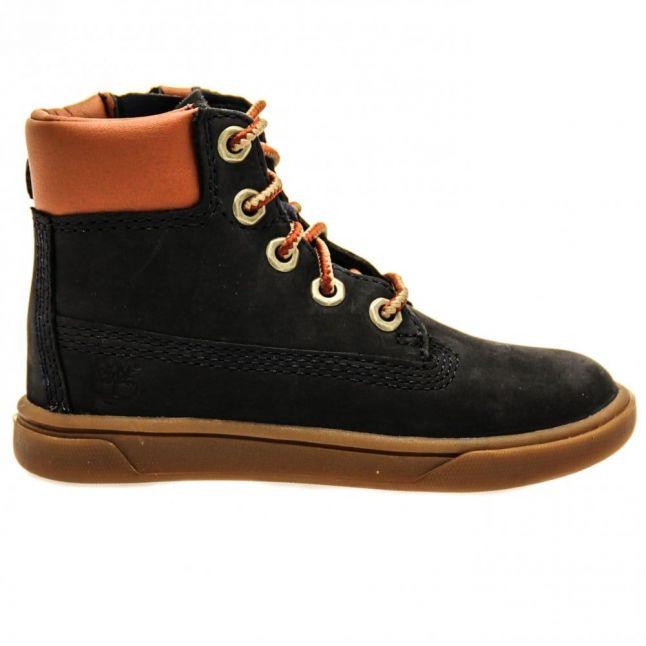 Toddler Navy & Tan Groveton 6 Inch Boots (4-11)