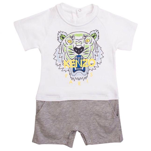 Baby White Tiger 25 Babygrow