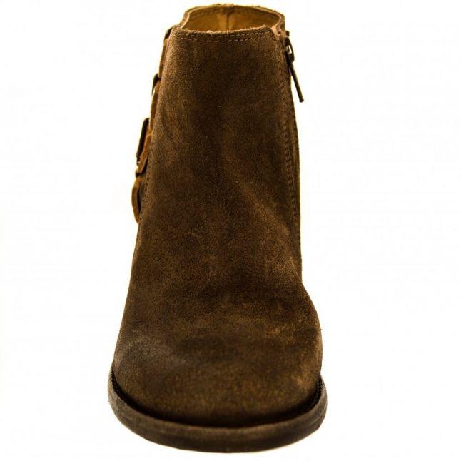 H By Hudson Womens Natural Encke Boots