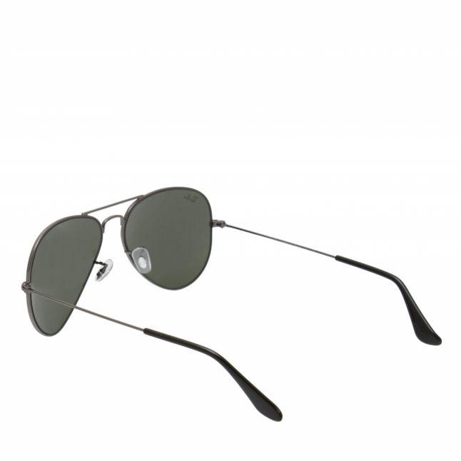 Gunmetal RB3025 Aviator Large Sunglasses