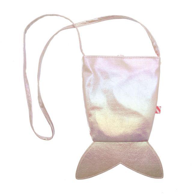 Girls Rose Mermaid Sequin Crossbody Bag