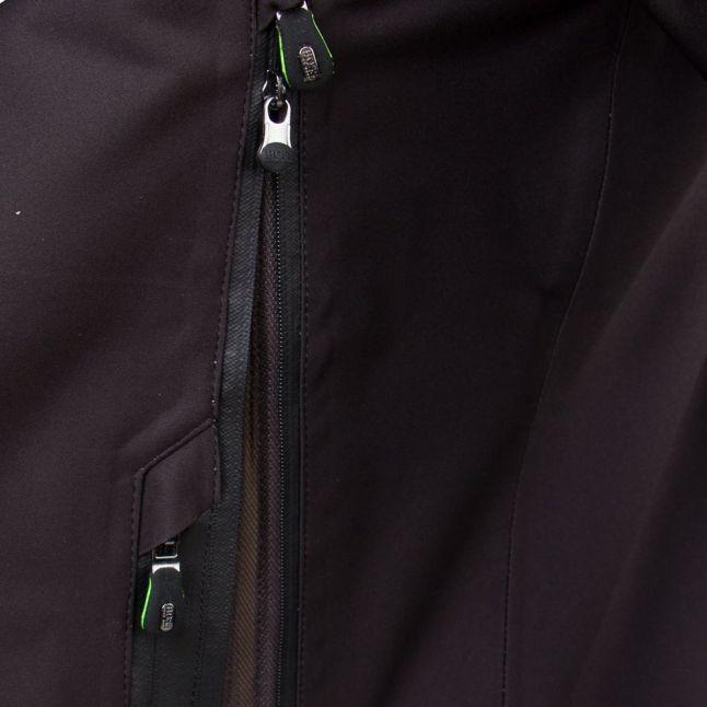 Boss Green Mens Black Outdoor Light Japple Jacket