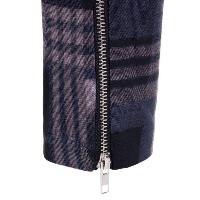 Womens Checker Cascade Pants