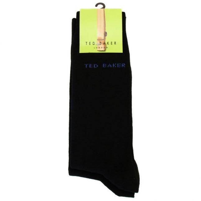 Mens Black Twinsox 2 Pack Socks