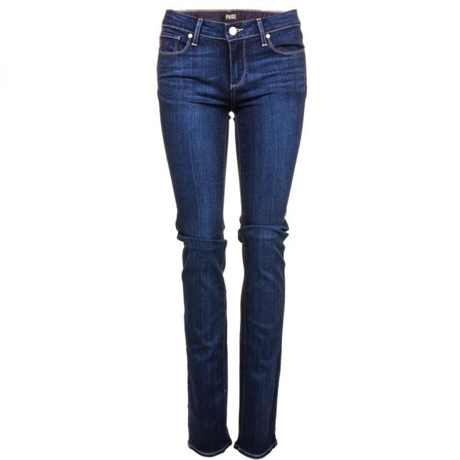 Womens La Rue Wash Skyline Straight Fit Jeans
